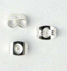 20 PC SP 5x4mm Earnut