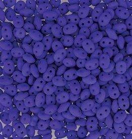 10 GM SuperDuo 2x5mm : Neon Blue (APX 140 PCS)