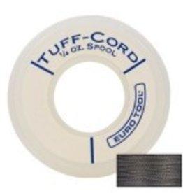 98 YD #1 Tuff Cord : Hematite