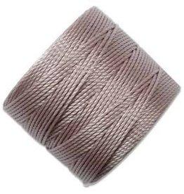 77 YD S-Lon Bead Cord : Silver