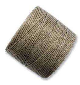 77 YD S-Lon Bead Cord : Sand