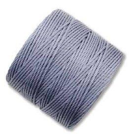 77 YD S-Lon Bead Cord : Montana Blue
