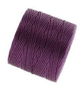 77 YD S-Lon Bead Cord : Winterberry