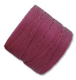 77 YD S-Lon Bead Cord : Wineberry