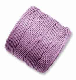 77 YD S-Lon Bead Cord : Orchid
