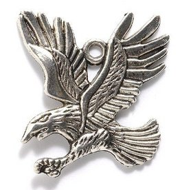 1 PC ASP 40mm Hawk Pendant