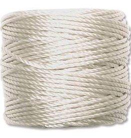 35 YD Tex 400 Heavy Macrame Cord : Cream