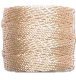 35 YD Tex 400 Heavy Macrame Cord : Natural