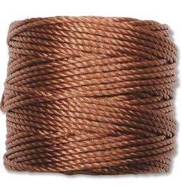 35 YD Tex 400 Heavy Macrame Cord : Copper