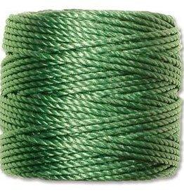 35 YD Tex 400 Heavy Macrame Cord : Green