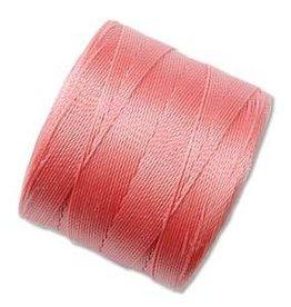 287 YD S-Lon Micro Cord : Rose
