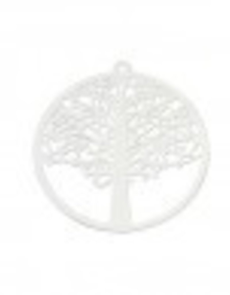 1 PC SP 48mm Tree of Life Pendant