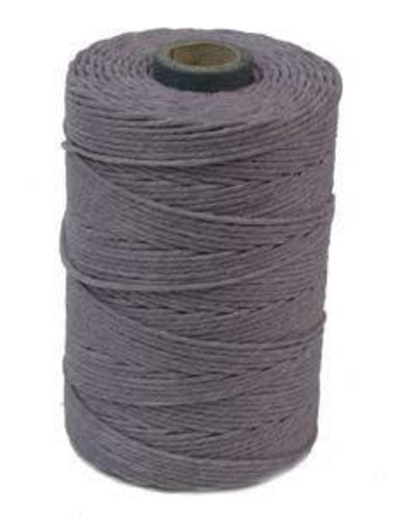 5 YD 4 PLY Irish Waxed Linen : Lavender