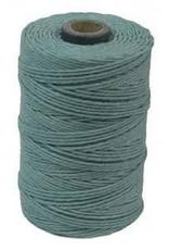 5 YD 4 PLY Irish Waxed Linen : Turquoise