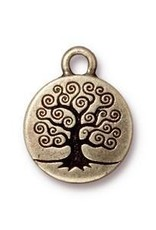 1 PC ABP 16mm Tree of Life Charm