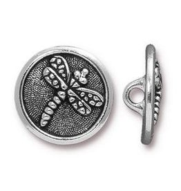 1 PC ASP 17mm Dragonfly Button