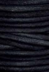 11 YD 1.5mm Leather Cord : Natural Pacific