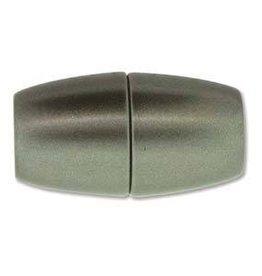 1 PC 17X31mm Granite Matte Acrylic Magnetic Clasp