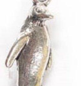 1 PC ASP 23x10mm Penguin Charm