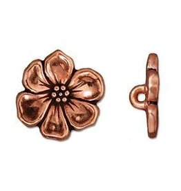 1 PC ACP 16mm Apple Blossom Button