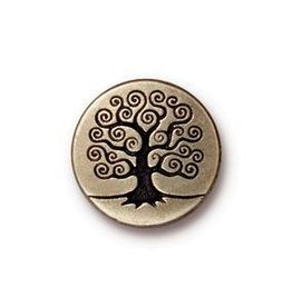 1 PC ABP 16mm Tree of Life Button