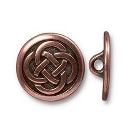 1 PC ACP 16mm Celtic Knot Button