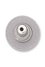 12 PC SP & Clear Plastic 10mm Ear Clutch