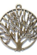 1 PC ABP 37mm Tree of Life Pendant