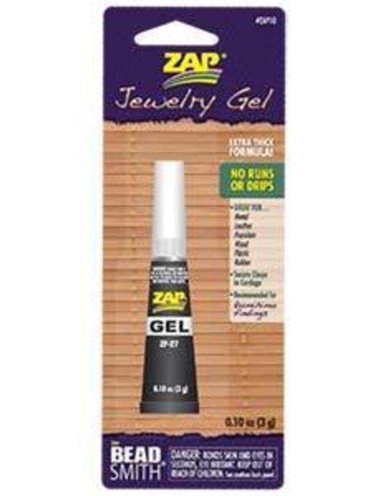 .10 OZ Zap Gel Jewelry Super Glue