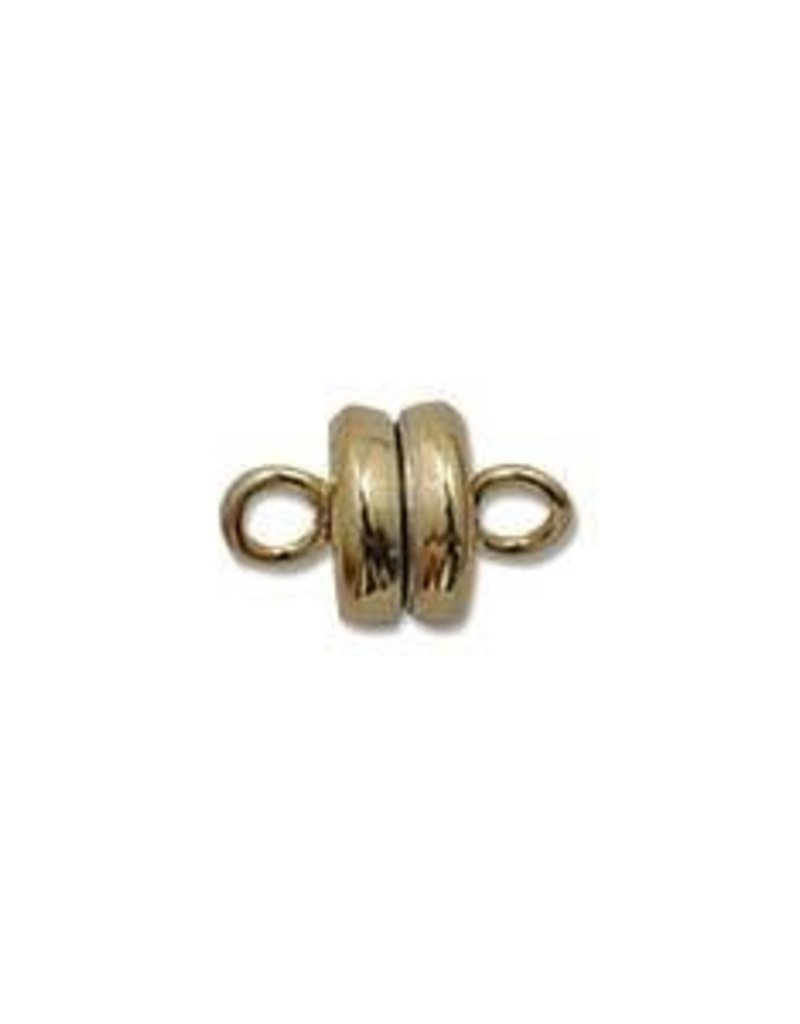 4 PC GP 6mm Magnetic Clasp