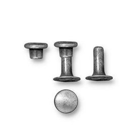 10 Set ASP 6mm Rivet & Post Set