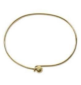 1 PC GP Bracelet Wire With Ball
