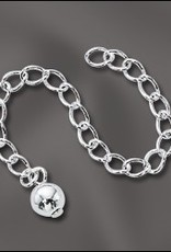"""4 PC SP 3"""" Chain Extender with 5mm Ball"""