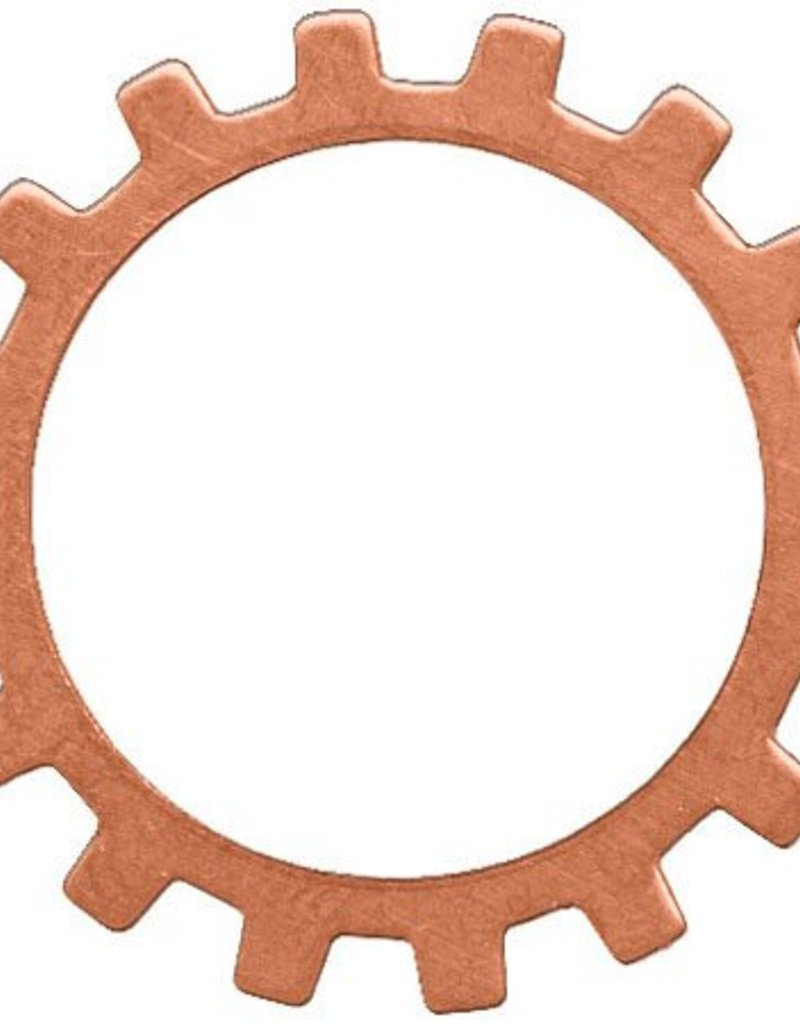 1 PC Copper 19mm Open Gear