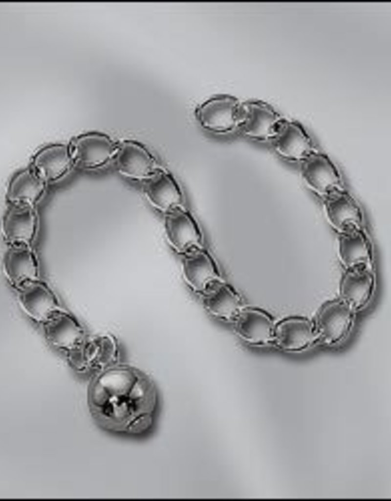 """4 PC GMP 3"""" Chain Extender with 5mm Ball"""