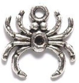 1 PC ASP 17mm Spider Charm