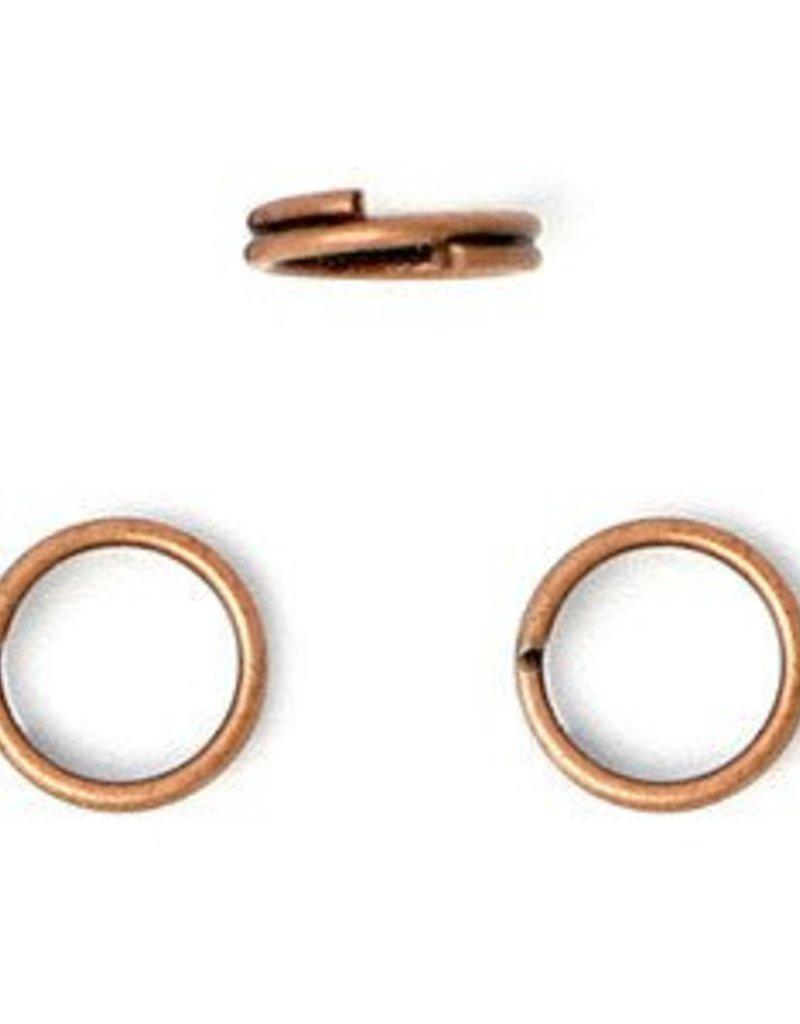 50 PC ACP 6mm Split Ring