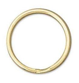 10 PC GP 15mm Split Ring