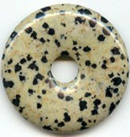 1 PC 40mm Dalmation Jasper Donut