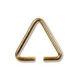 12 PC GP 13mm Triangle Bail