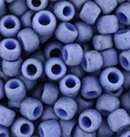 8 GM Toho Round 8/0 : Semi Glazed - Soft Blue