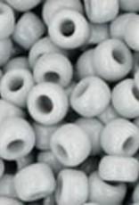 8 GM Toho Round 8/0 : Opaque Gray
