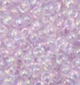 9 GM Toho Round 11/0 : Dyed-Rainbow Lavender Mist