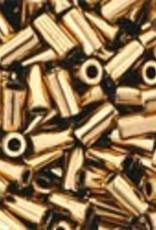 7 GM Toho Bugle #1 3mm  : Bronze (APX 600 PCS)