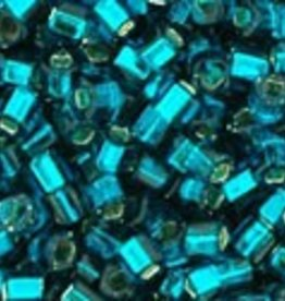 8 GM Toho Cube 1.5mm : Silver-Lined Teal  (APX 850 PCS)
