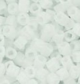 8 GM Toho Cube 1.5mm : Opaque White  (APX 850 PCS)