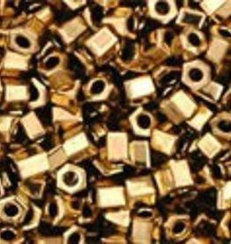 8 GM Toho Hex 11/0 : Bronze (APX 700 PCS)