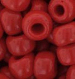7 GM Toho Round 3/0 : Opaque Pepper Red
