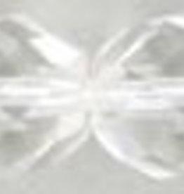 25 PC Firepolish 8mm : Crystal