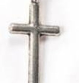 2 PC ASP 17x8mm Cross Charm